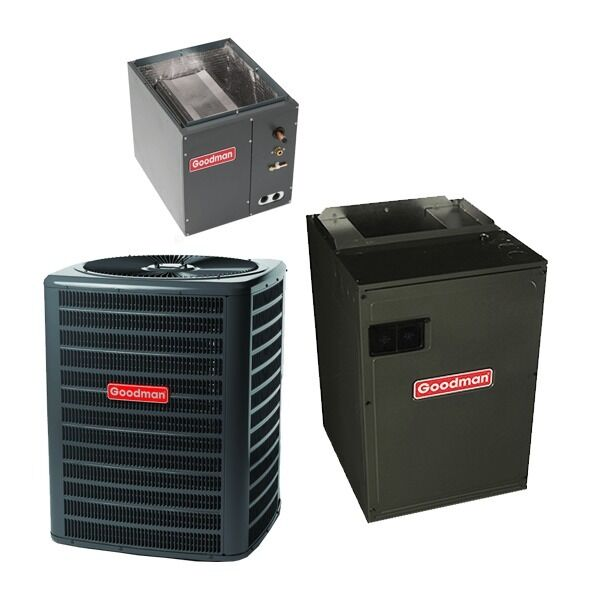 3 Ton 14.5 Seer Goodman Air Conditioning System $2380.00
