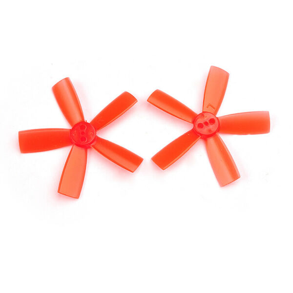 2 pairs 2035 Propeller 2.0 inch 50.8mm PC Props 5-Blade CW CCW Paddle Drone Quad