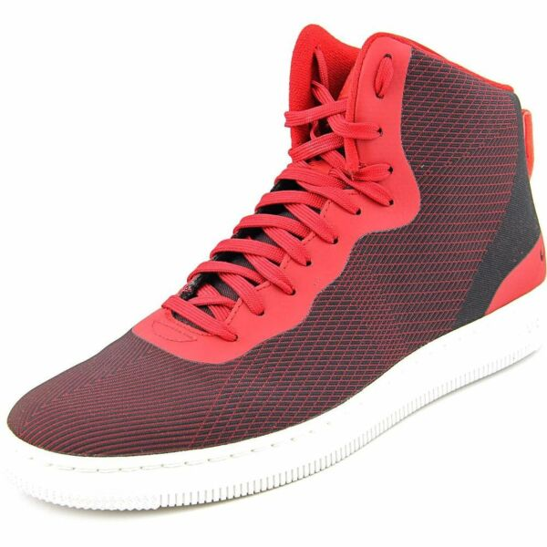 Nike NSW Pro Stepper Red High Top Sneakers