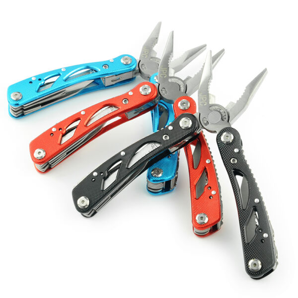 24 in 1 Multifunction Outdoor Survive Camping Multi Tool Kit Pocket Pliers Tools