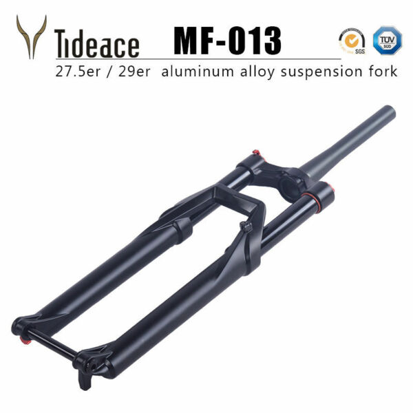 NEW thru axle aluminum Alloy Moutain Bike 29er fork MTB Suspension Forks 650B $307.26