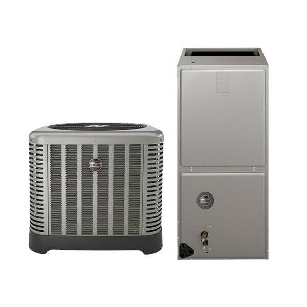 1.5 Ton 14 Seer Rheem Ruud Air Conditioning System $1628.43