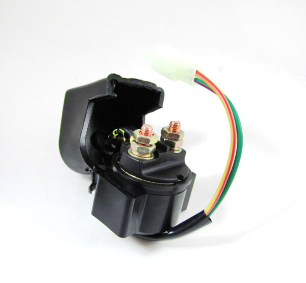 Starter Relay Solenoid Kymco Agility 125 Downtown 125i 300i Super 8 50cc Scooter