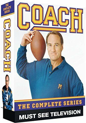Coach-Complete Series (Dvd21 Disc)