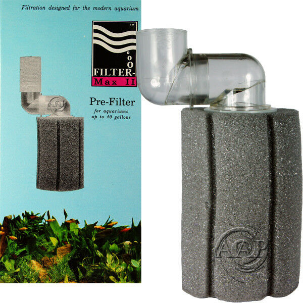 ATI Filter Max 2 II Aquarium Pre Filter Only Authorized Seller from AAP $14.59
