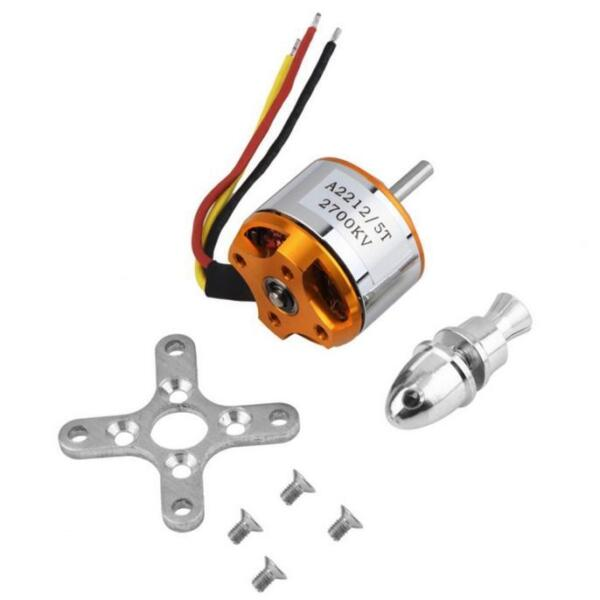 A2212 KV2700 Brushless Electric Motor For RC Fixed Wing 4-Axis Multicopter Drone