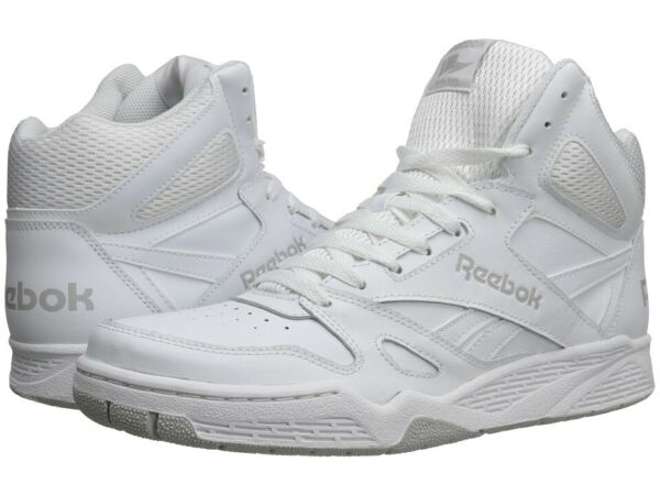 Reebok Men's Royal BB4500 Leather High-Top Basketball Shoe ventilated toebox