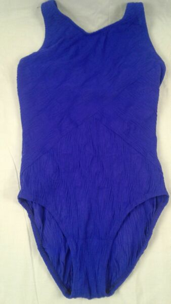 Sirena Signatures Woman#x27;s Size 14 One Piece Swimsuit H11
