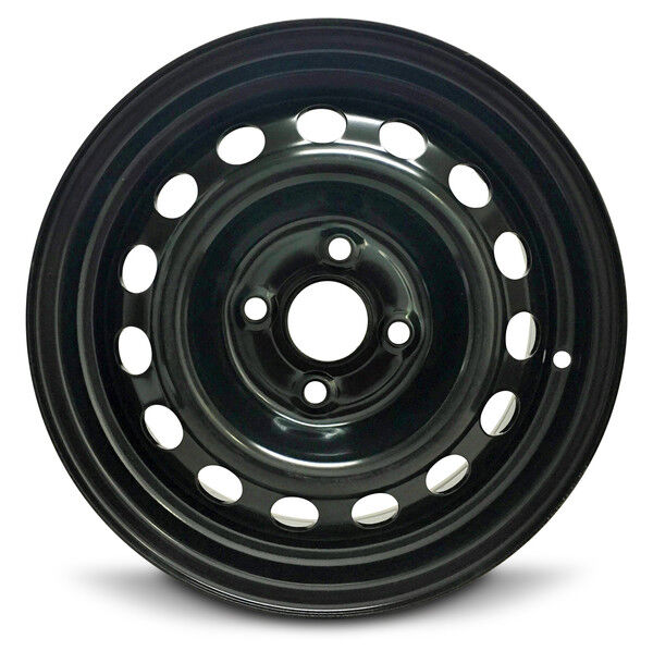 Replacement Steel Wheel Rim 14x5.5 Inch Fits Hyundai Accent 2006-2017