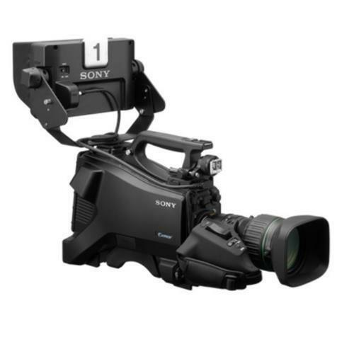 PRE-ORDER Sony HXC-FB80SN 4K*/1080/60P HD Studio Camera
