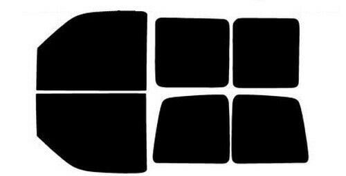 Fits 2003-2018 GMC Savana Cargo Van (Full Car) Precut Window Tint Kit Film Diy