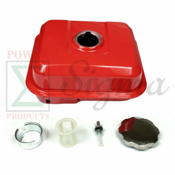 New Gas Fuel Tank For Honda EX2200 Generators With Chrome Cap Fuel Filter Joint