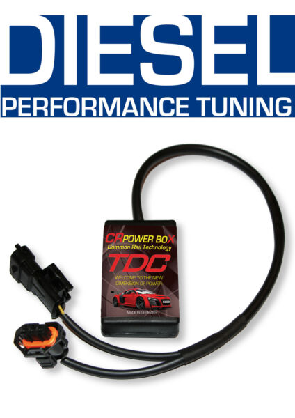 Power Box CR Diesel Chiptuning Performance for LAND ROVER Defender 110 SW 2.4 L