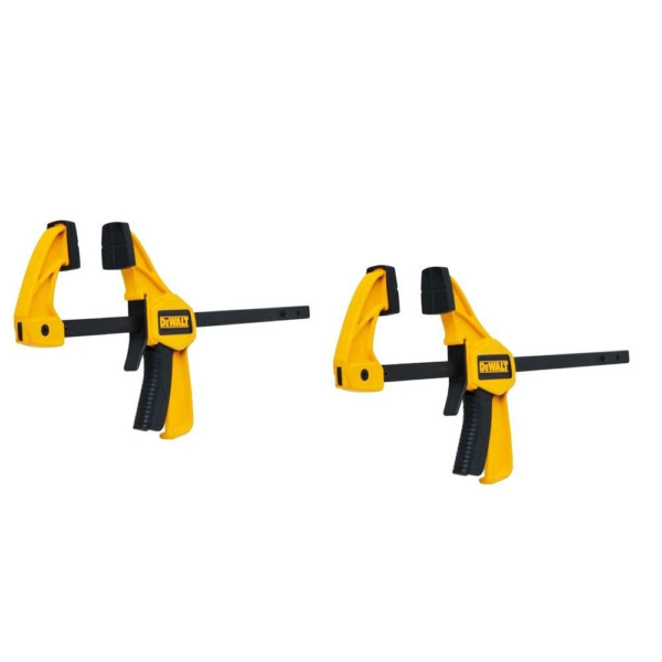DEWALT DWHT83148 2 Pack Small Bar Clamps