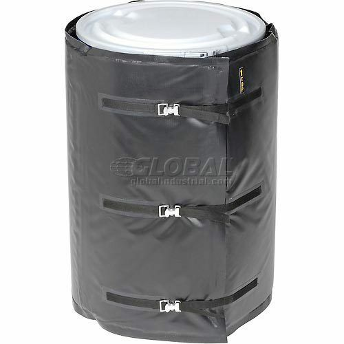 Powerblanket Insulated Drum Heater BH55RR-100 55 Gallon Capacity 100 F Fixed