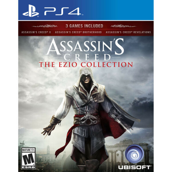 Assassin's Creed: The Ezio Collection PS4 [Brand New]