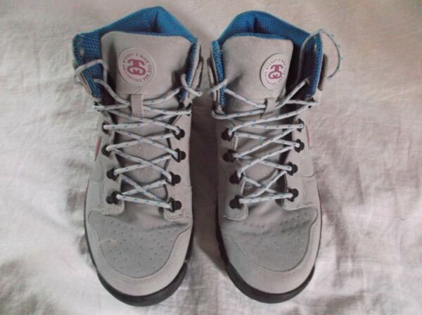 NIKE STUSSY X DUNK SB OMS High Suede The S & S Collection Mens Sneakers NEW 10.5