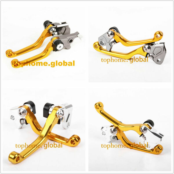 For Suzuki RM85125250 RMZ250450 DRZ400SM DR250R Clutch Brake Levers US