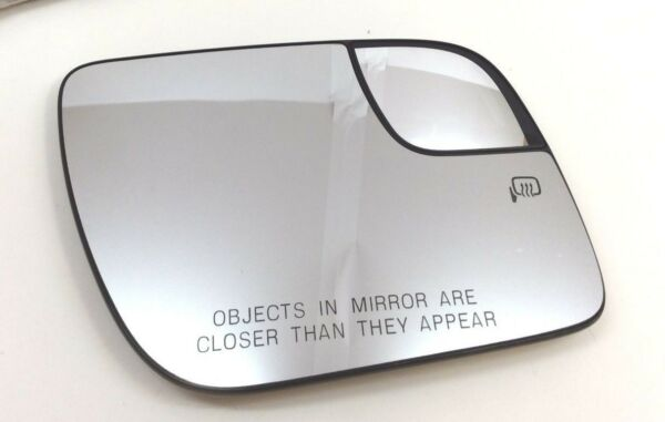 11-17 Ford Explorer Right Passenger Side Dual Power Heated Mirror Glass new OEM