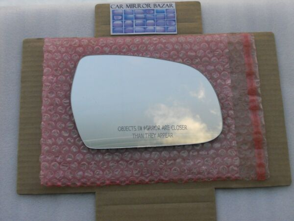 880R Mirror Glass for Audi A3 A4 A5 S4 S5 Passenger Side View RH Right SEE NOTES