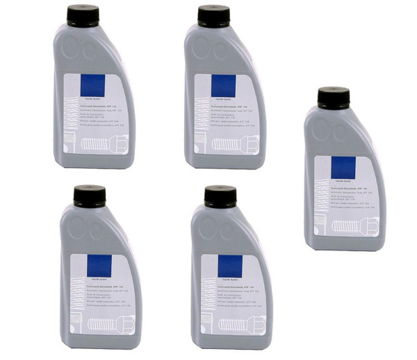 Mercedes ATF 134 236.14 Automatic Transmission Fluid 5-Liter Genuine NEW
