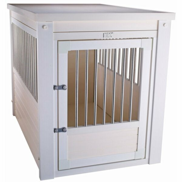 New Age Pet Habitat n Home InnPlace Dog Crate and Table