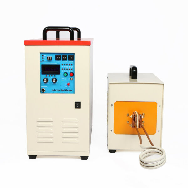 60KW 30-80 KHz High Frequency Induction Heater Furnace CE Certificate