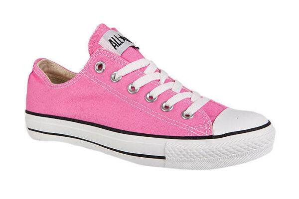 Converse Unisex All Star OX Shoes NEW AUTHENTIC Pink M9007