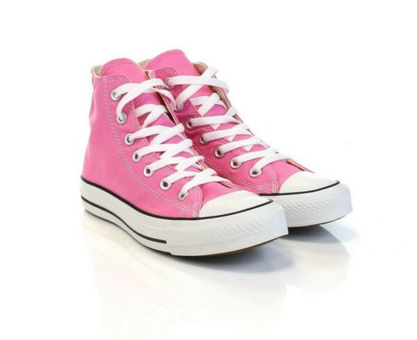 Converse Unisex All Star HI Shoes NEW AUTHENTIC Pink M9006