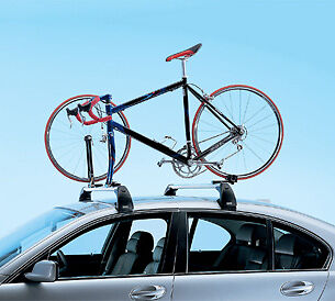 Cargo Carrier-Racing Cycle Holder, Lockable - Matching Front Wheel Holder
