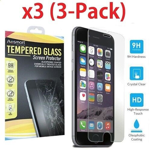 ✔ Real Tempered Glass Screen Protector Premium For iPhone 11 XSmaxXRXSX876