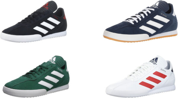 adidas Originals Men's Copa Super Shoes, 4 Colors
