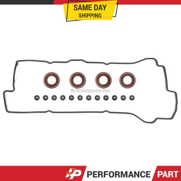 Valve Cover Gasket for 91 94 Nissan NX1600 Sentra NX Coupe 1.6L DOHC