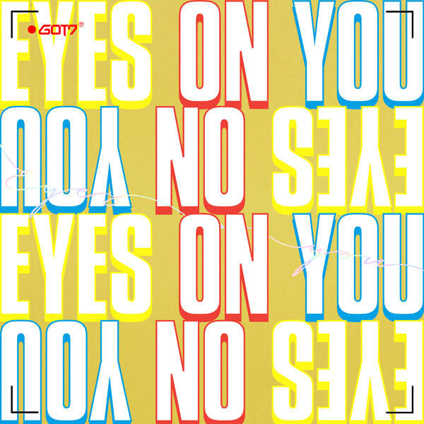 GOT7 EYES ON YOU - MINI ALBUM (CD+BOOKLET+DVD) [KpopStoreinUSA]