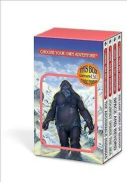 Choose Your Own Adventure Set 1 : The Abominable Snowman  Journey Under the ...