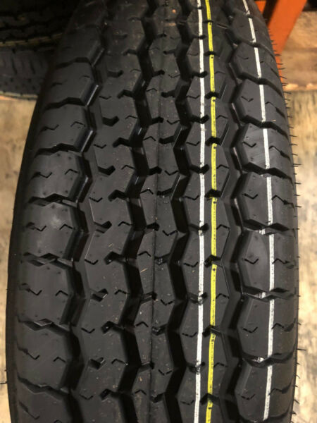 2 NEW ST20575R15 Mirage Radial Trailer Tires 8 PLY 205 75 15 ST 2057515 R15 ST