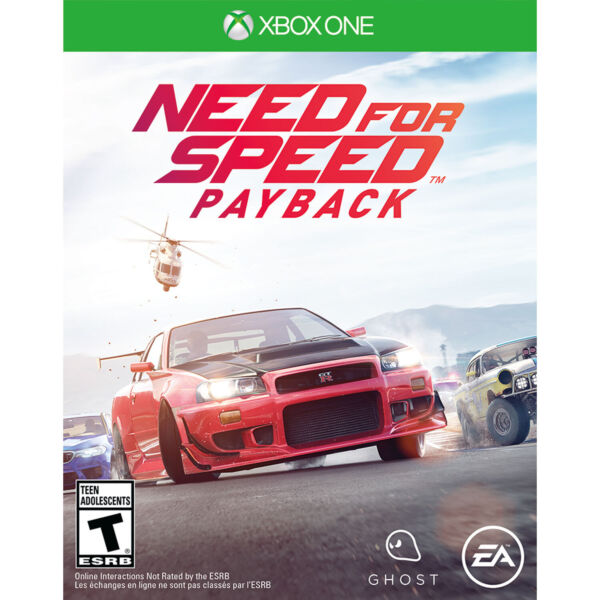 Need for Speed Payback Xbox One [Factory Refurbished]