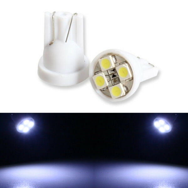 14PCS White LED Lights Interior Package 1157 T10 31 36mm Map Dome License Plate