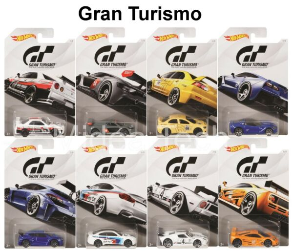 Hot Wheels 2018 Gran Turismo