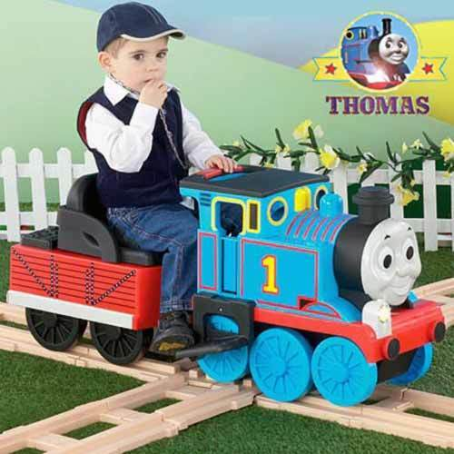 *NEW* *RARE* Thomas the Tank Engine and Friends Ride on train with track.