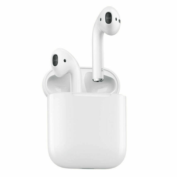 Apple AirPods Wireless Bluetooth In-Ear Headset - White