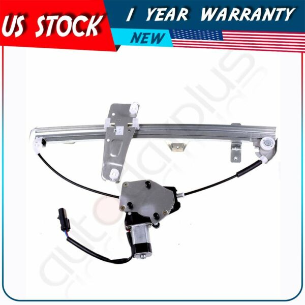 New Power Window Regulator fits Jeep Grand Cherokee Front Right With Motor