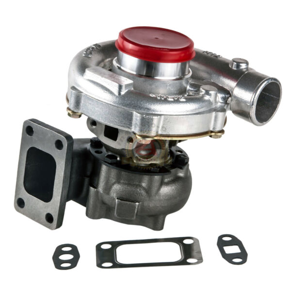 T04E T3/T4 .63 A/R 57 TRIM TURBO/TURBOCHARGER COMPRESSOR 400+HP BOOST STAGE III