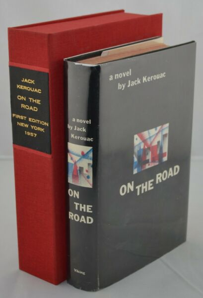 Jack Kerouac - SIGNED & Inscribed Association Copy - On The Road - First Edition