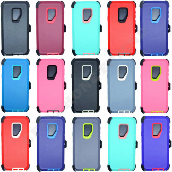 Wholesale Lot For Samsung Galaxy S9 Plus Case (Clip Fits Otterbox Defender)