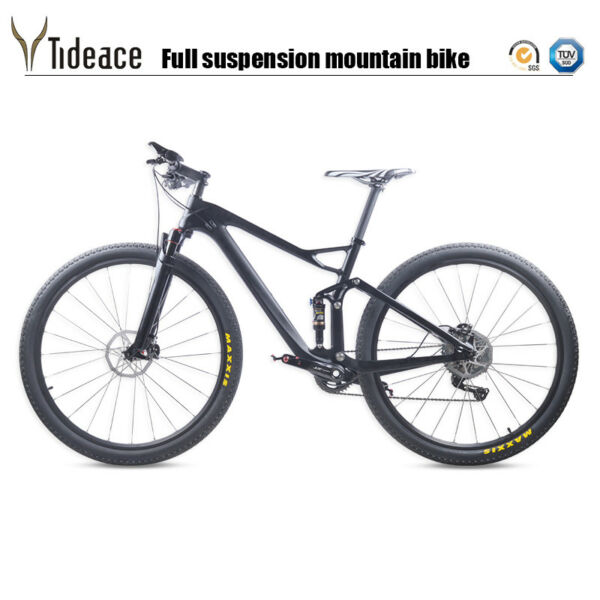 Twinloc Carbon MTB Suspension Mountain Bike 29er 10s or 11s Speed Complete Bike $2648.88