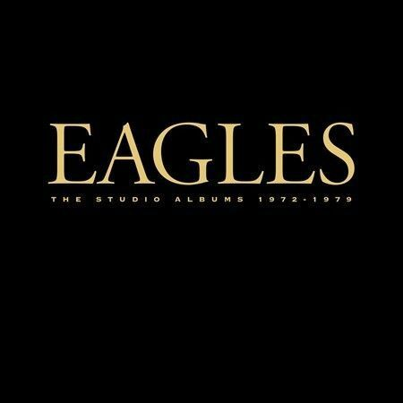 The Eagles The Studio Albums 1972-1979 6 CD Box Set New & Sealed US Shipped