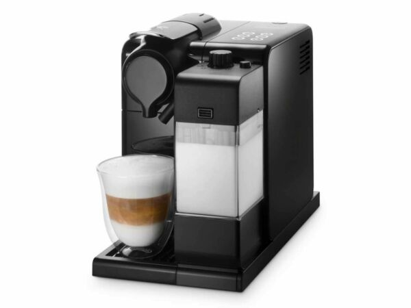 Delonghi EN550BK Lattissima Touch Nespresso Single Serve Espresso Maker Black