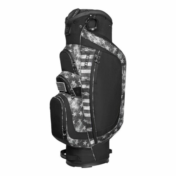 New Ogio Golf Limited Edition Black Ops Cart Bag