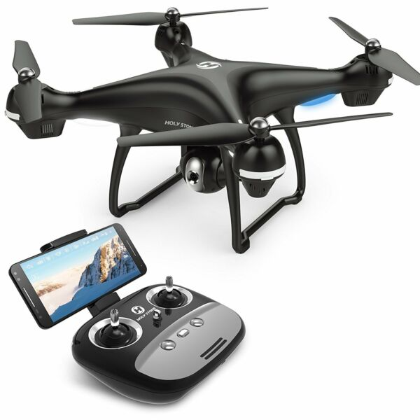 Phantom Drone WiFi FPV 720P HD Camera GPS Quadcopter RC Live Video Altitude Hold